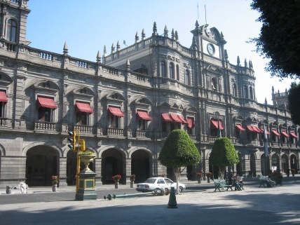 Puebla Civic Center Building