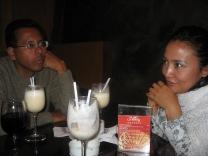 Jose Luis and Claudia