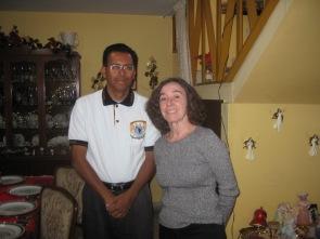 Jose Luis and Josie