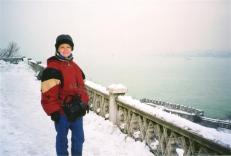 Topkapi Palace, Bosporus 2001