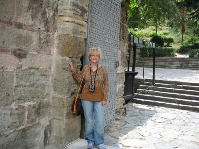 Me in Turkey 2006