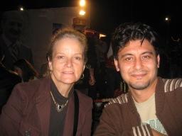 Sevket and me, Ramadan 2006