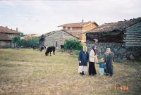 Yasemin's inlaws' village