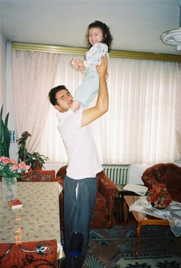 Uncle Mustafa and Esma Sara