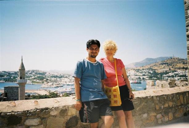 at Bodrum Castle