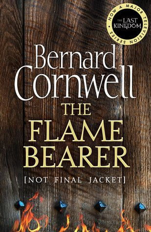 Bernard Cornwell The Flame Bearer cover
