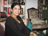 Juhi at my place