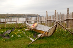 L'Anse_aux_Meadows_National_Historic_Site boat