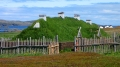 L'Anse_aux_Meadows,_recreated_long_house