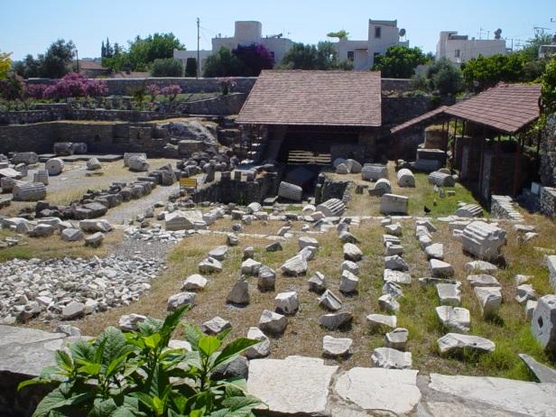 MausoleumHALICARNASSUS