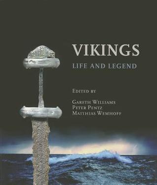 Vikings Life and Legend book cover