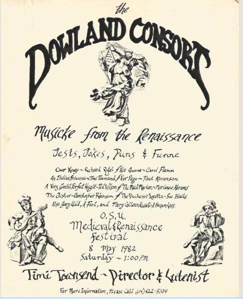 Capture Dowland Consort