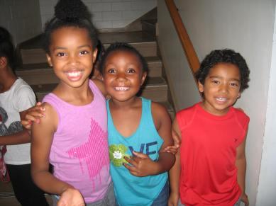 Kaylee, Jordyn and Ethan