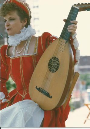 Columbus Arts Festival 1980's