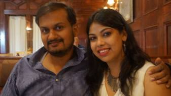 Amol and Juhi