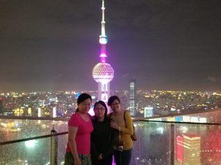 Summer's family, Shanghai 2016