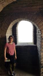Summer at the Great Wall of China