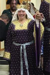 Her Majesty Queen Kateryn