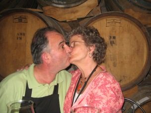 the Vineyard Kiss 2008