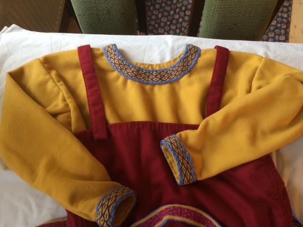 new-viking-dress