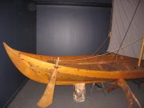 Gokstad boat, Vikings Exhibition