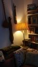 cozy corner of living room