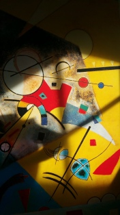 Kandinsky is considered to be the father of abstract art.