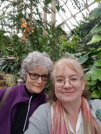 Lady Babette and me