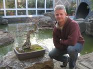 Jason at Franklin Park Conservatory