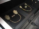 viking-exhibition-beads-5-two-sets-of-turtle-brooches-and-beads