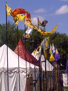 The Pennsic War, attribution unavailable.