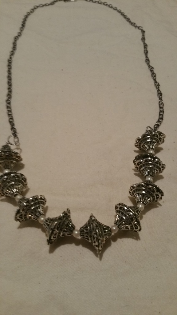 Baroness Melisande's Pennsic 46 necklace