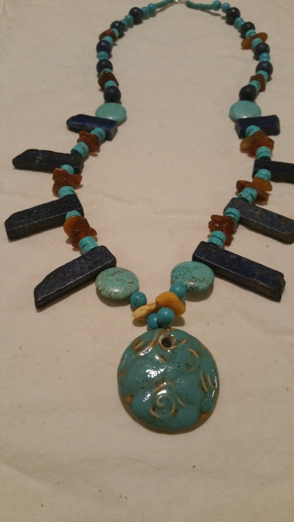 Halle Snyder's Pennsic 46 necklace