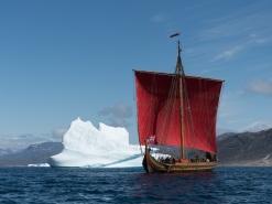Draken Harald Harfagre iceberg