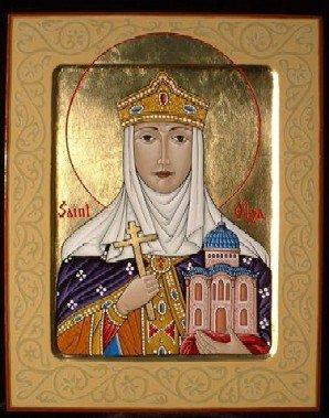 KIEV Saint Olga