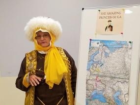 Do you know where Ukraine is? Kiev?