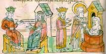 Radzivill_Olga_in_Konstantinopol baptism Radzivil