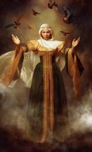 Princess Ol'ga of Kiev