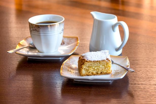 A Morning dessert