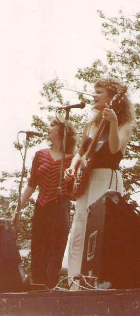 Mary and me, Timi, Comfest 82