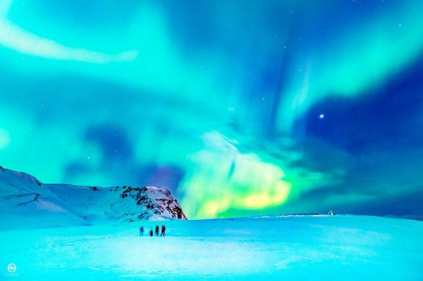 Northern Lights in Vik 3