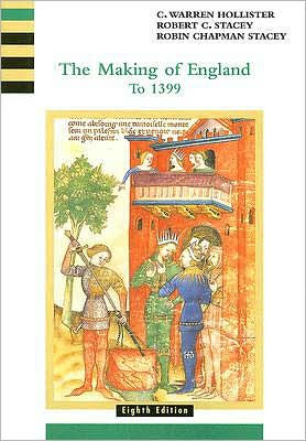 The Making of England To 1399, 8th ed., Copyright 2001 by Houghton Mifflin Co. All rights reserved.